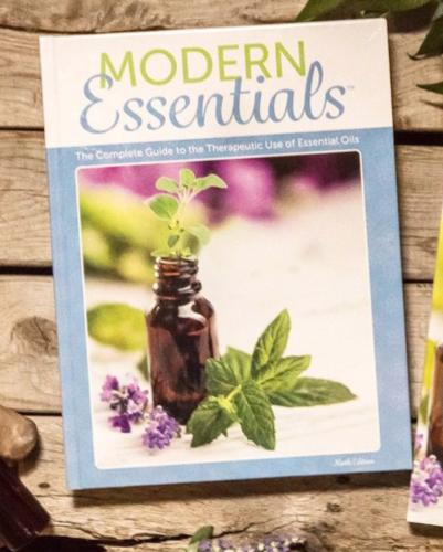 Modern Essentials Hardcover Book : Modern essentials th ed book essential oil bible for